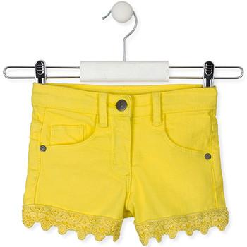 textil Niños Shorts / Bermudas Losan 016-9001AL Amarillo