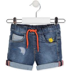 textil Niños Shorts / Bermudas Losan 017-6017AL Azul