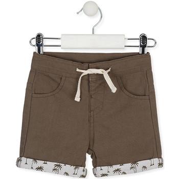 textil Niños Shorts / Bermudas Losan 017-9008AL Verde
