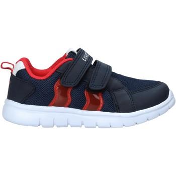 Zapatos Niños Zapatillas bajas Lumberjack SB55112 001 M67 Azul