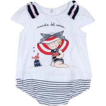 textil Niña Monos / Petos Chicco 09050711000000 Blanco