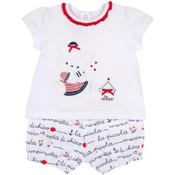 textil Niña Conjunto Chicco 09076458000000 Blanco
