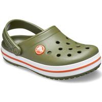 Zapatos Niños Zuecos (Clogs) Crocs 204537 Verde