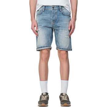 textil Hombre Shorts / Bermudas Antony Morato MMDS00068 FA700115 Azul