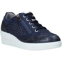 Zapatos Mujer Zapatillas bajas IgI&CO 5153199 Azul