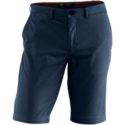 textil Hombre Shorts / Bermudas Lumberjack CM80647 002 602 Azul