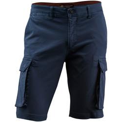 textil Hombre Shorts / Bermudas Lumberjack CM80747 002 602 Azul