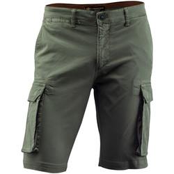 textil Hombre Shorts / Bermudas Lumberjack CM80747 002 602 Verde