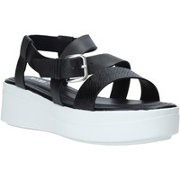 Zapatos Mujer Sandalias Impronte IL01524A Negro