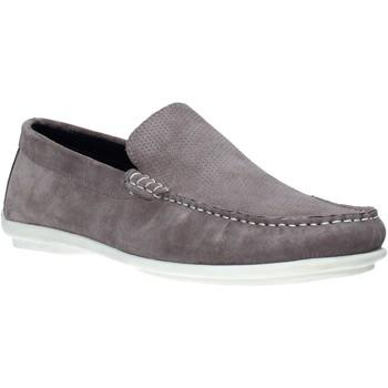 Zapatos Hombre Mocasín Impronte IM01060A Gris