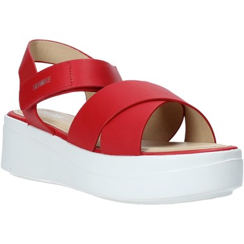 Zapatos Mujer Sandalias Impronte IL01526A Rojo