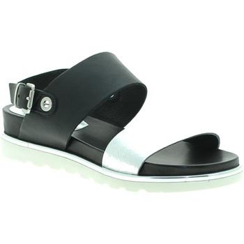 Zapatos Mujer Sandalias Mally 5786 Negro