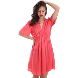 textil Mujer Vestidos cortos Gaudi 011FD15061 Rosado
