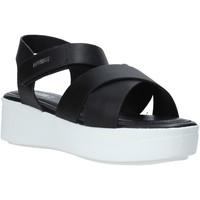 Zapatos Mujer Sandalias Impronte IL01526A Negro