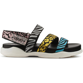 Zapatos Mujer Sandalias Liu Jo BA0041TX121 Negro