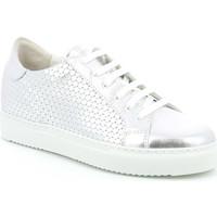 Zapatos Mujer Zapatillas bajas Grunland SC3853 Gris