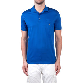 textil Hombre Polos manga corta Navigare NV72062 Azul