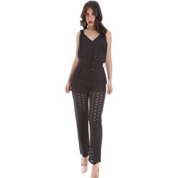 textil Mujer Monos / Petos Gaudi 011FD25009 Negro