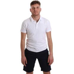 textil Hombre Polos manga corta Sseinse ME1517SS Blanco