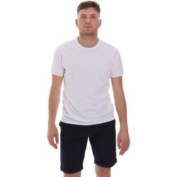 textil Hombre Camisetas manga corta Sseinse ME1566SS Blanco
