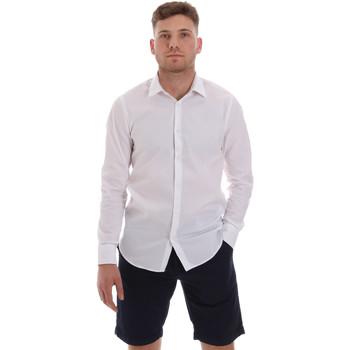 textil Hombre Camisas manga larga Sseinse CE506SS Blanco