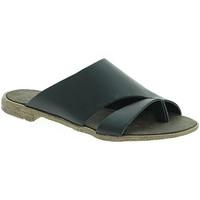 Zapatos Mujer Zuecos (Mules) 18+ 6120 Negro