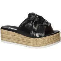 Zapatos Mujer Zuecos (Mules) Pregunta IL02402-CL Negro