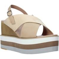 Zapatos Mujer Sandalias Onyx S20-SOX758 Beige