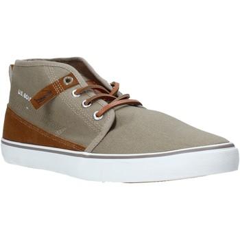 Zapatos Hombre Zapatillas altas U.s. Golf S20-SUS112 Beige