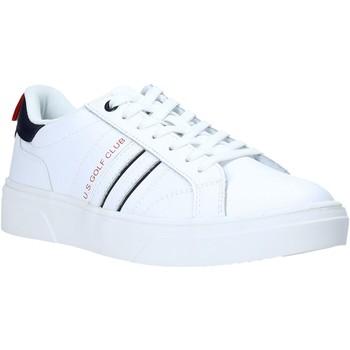 Zapatos Hombre Zapatillas bajas U.s. Golf S20-SUS134 Blanco