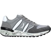 Zapatos Hombre Zapatillas bajas U.s. Golf S20-SUS152 Gris