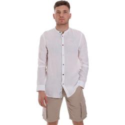 textil Hombre Camisas manga larga Sseinse CE537SS Blanco