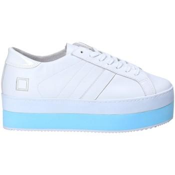 Zapatos Mujer Zapatillas bajas Date W281-MO-LE-WH Blanco