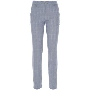 textil Mujer Pantalones chinos NeroGiardini P860180D Azul