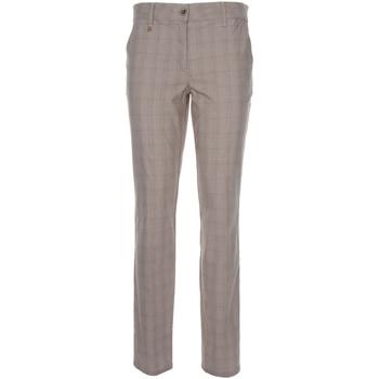 textil Mujer Pantalones chinos NeroGiardini P860180D Beige