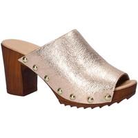 Zapatos Mujer Zuecos (Mules) Keys 5868 Rosado
