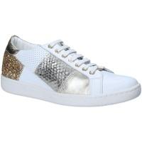 Zapatos Mujer Zapatillas bajas Keys 5531 Blanco