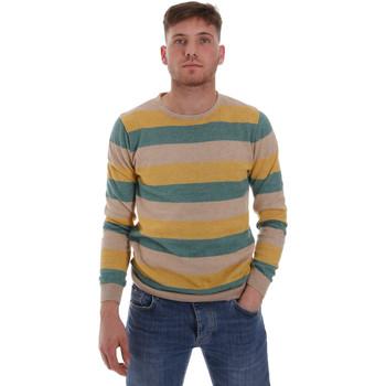 textil Hombre Jerséis Sseinse ME1572SS Beige