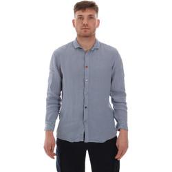 textil Hombre Camisas manga larga Sseinse CE538SS Azul