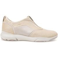 Zapatos Mujer Slip on Geox D829DE 0KY15 Rosado