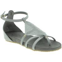 Zapatos Mujer Sandalias 18+ 6108 Gris