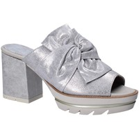 Zapatos Mujer Zuecos (Mules) CallagHan 22601 Gris