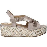 Zapatos Mujer Sandalias IgI&CO 1188 Gris