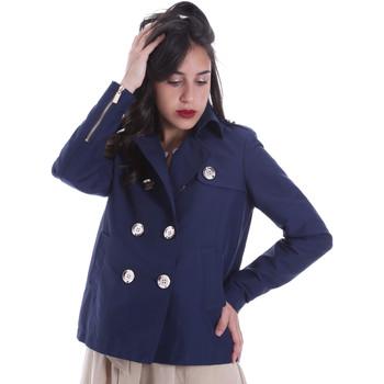 textil Mujer Chaquetas / Americana Gaudi 011BD35013 Azul