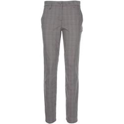 textil Mujer Pantalones chinos NeroGiardini P860180D Negro