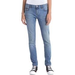 textil Mujer Vaqueros Calvin Klein Jeans J20J206356 Azul