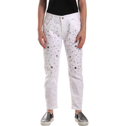 textil Mujer Vaqueros Y Not? 18PEY097 Blanco
