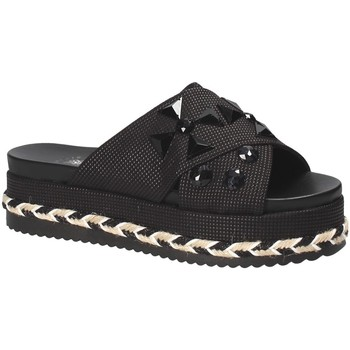Zapatos Mujer Zuecos (Mules) Exé Shoes G41006307001 Negro