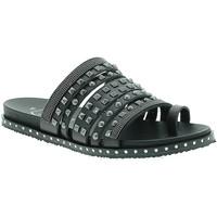 Zapatos Mujer Sandalias 18+ 6135 Negro