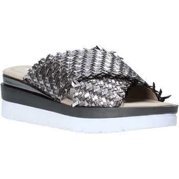 Zapatos Mujer Zuecos (Mules) Valleverde 32140 Gris